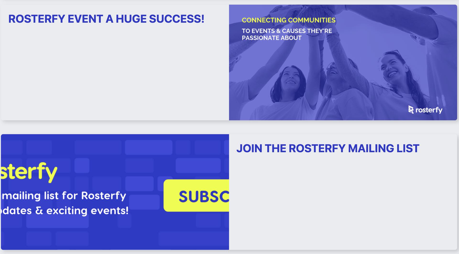 Splunk_Rosterfy Integration