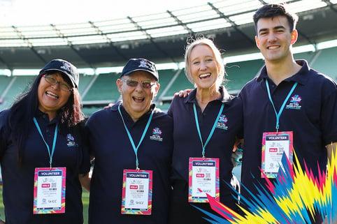 ICC T20 Womens World Cup Volunteers - 2