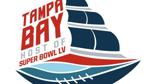 Tampa Super Bowl LV Logo