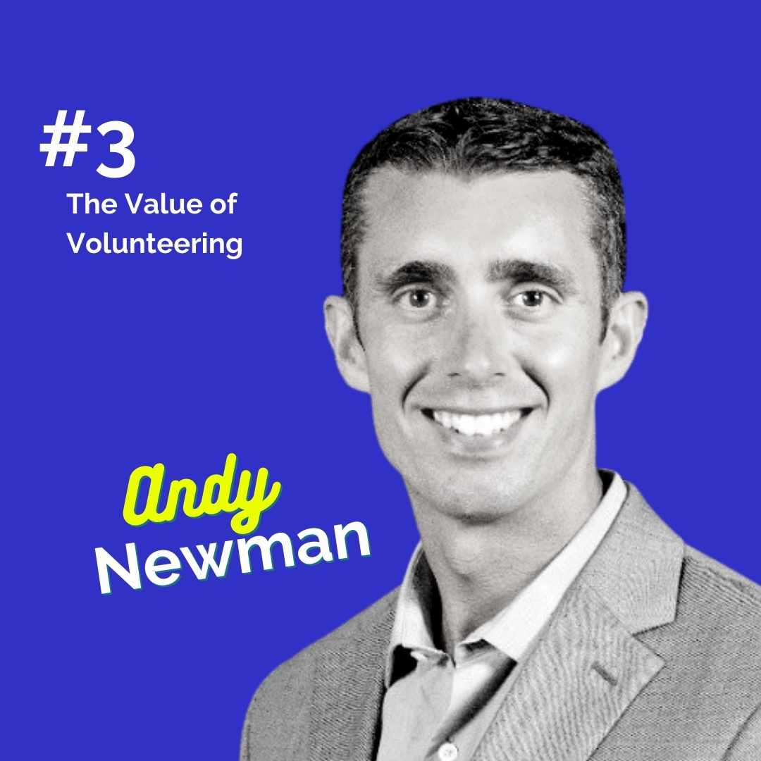 Andy Newman_ The Engaged Volunteer Podcast