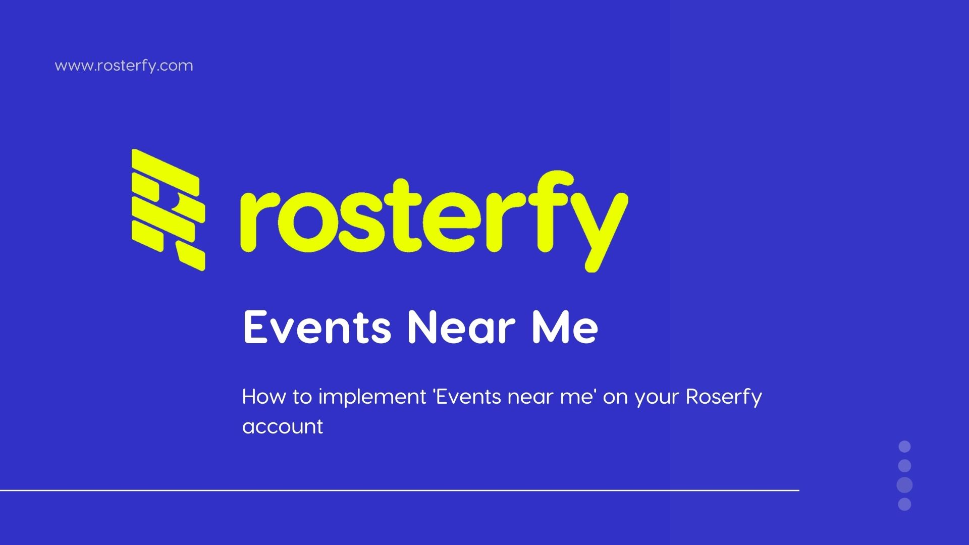 Events Near Me
